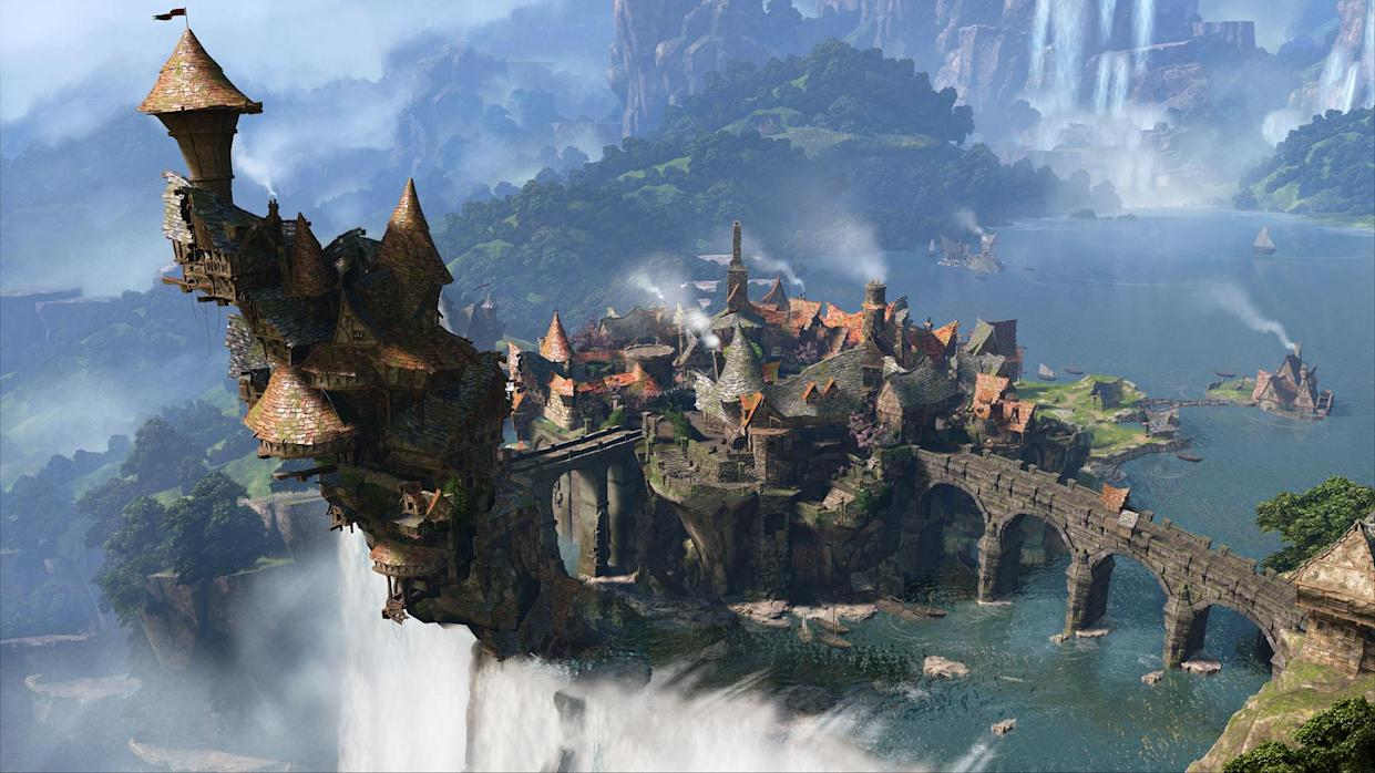 Fable Legends Free-To-Play Model Isn't