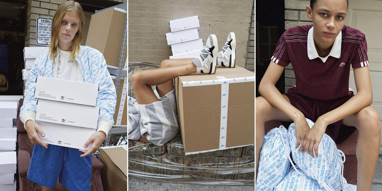 "<p>In recent months, we've seen a lot from Alexander Wang's work with Adidas. This set marks the third and final installment of their collab (for now). After the <a rel=""nofollow"" href=""http://www.harpersbazaar.com/fashion/designers/news/a17618/alexander-wang-debuts-surprise-adidas-collaboration/"">all-black set</a> at his Spring 2017 show and the <a rel=""nofollow"" href=""http://www.harpersbazaar.com/fashion/trends/news/g8576/adidas-alexander-wang-drop-2/"">reinvented track suits</a> that premiered in February, Wang's third drop includes brighter colors—<span>watch out for neon greens and oranges—<span></span></span>and an interesting take on the skater and basketball sneaker.</p><p>The Adidas Originals by Alexander Wang collection drops on April 1 and April 15 in-store and online. <span>Flip through to see the latest addition to the fare.</span></p>"
