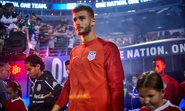 Matt Miazga is one of the American talents Tab Ramos has helped develop at the youth level. (Getty)