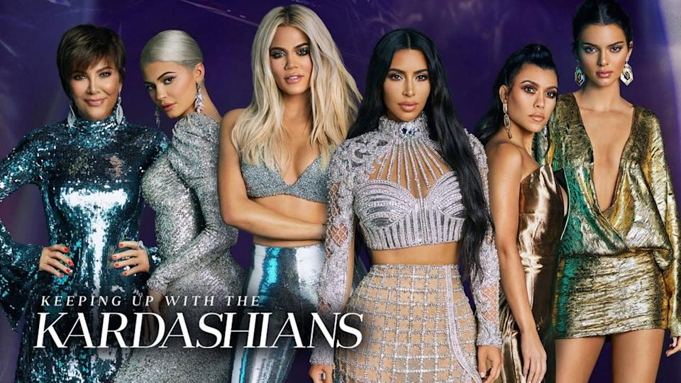 We're taking a look at the best Kardashian-Jenner products in honour of the 20th and final season of 'Keeping Up With the Kardashians.'(Image via E!)