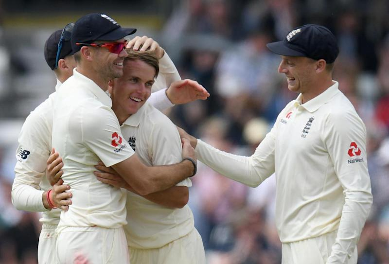 Harsh snub: Sam Curran made way for Ben Stokes in the Third Test team (AFP/Getty Images)