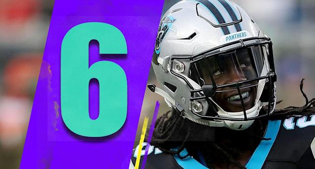 <p>Who is the most under-the-radar 6-2 team in the NFL? Because it seems like everyone is sleeping on the Panthers and Chargers at an equal rate. (Donte Jackson) </p>