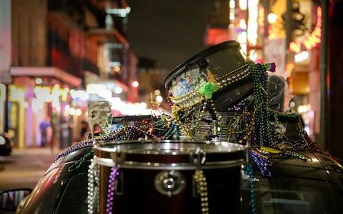 Drums in New Orleans - Credit: iStock