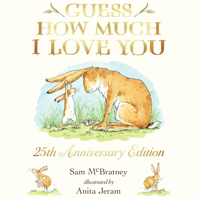 Guess How Much I Love You has sold more than 50 million copies - Anita Jeram