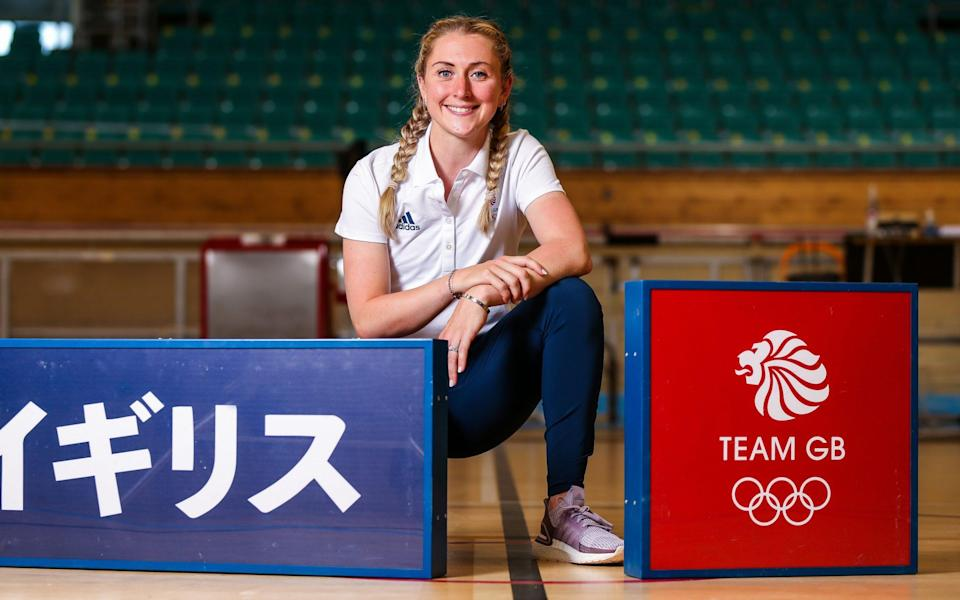 Laura Kenny - GETTY IMAGES