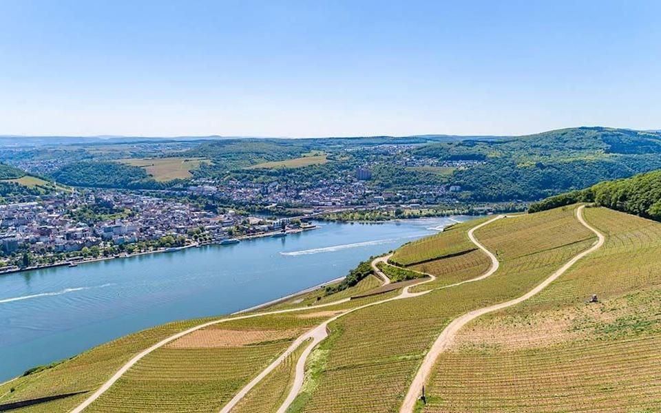 Now could be the time for a genteel Rhine river cruise - GETTY