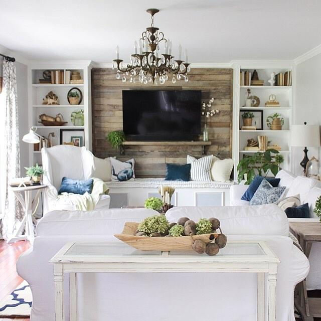 """<p>I've loved Rachel ever since Isaw her<a rel=""""nofollow"""" href=""""http://www.countryliving.com/home-design/a36468/shades-of-blue-interiors-country-bathroom-makeover/"""">farmhouse-chic bathroom reno</a>, so I'd love to see what she could do if she had a show that was all about infusing farmhouse style in the subtlest of ways.</p><p><strong>See more at <a rel=""""nofollow"""" href=""""http://www.shadesofblueinteriors.com/furniture-transformations/"""">Shades of Blue Interiors</a>.</strong></p>"""