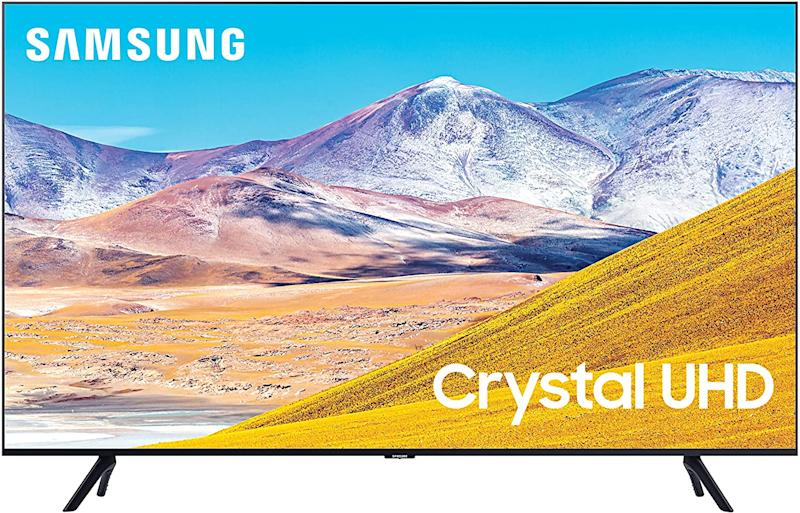 "Samsung 43"" TU8000 4K Ultra HD HDR Smart TV"