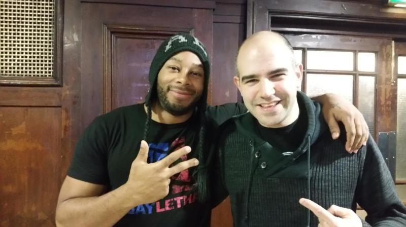 Royal Ramblings Meets Jay Lethal