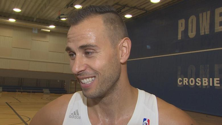 Newfoundland pro basketball player Carl English signed by St. John's Edge