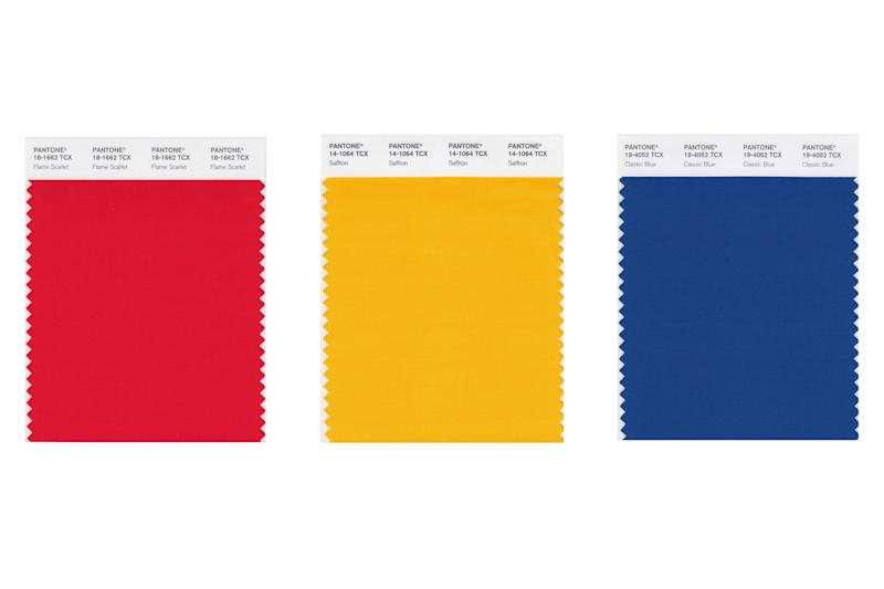 Pantone's Spring-Summer 2020 Colors Led by Flame Scarlet