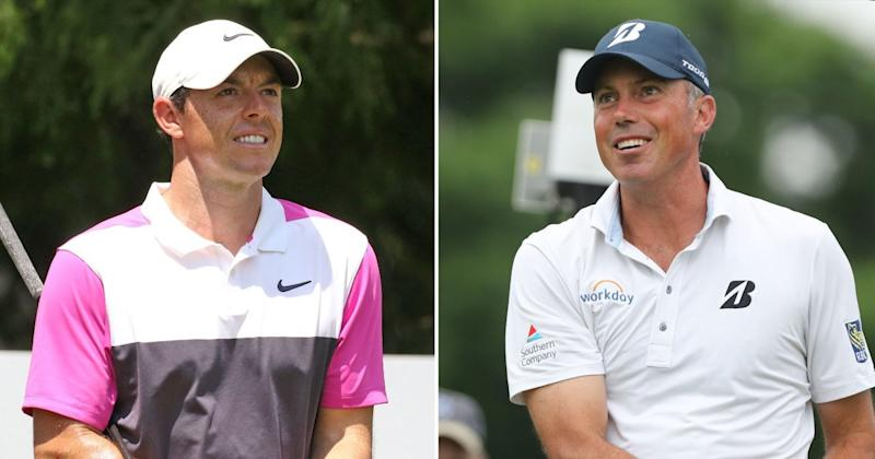 Rory McIlroy Roasts Fellow PGA Tour Star During Interview