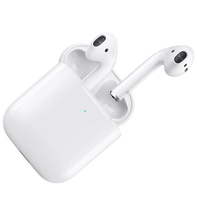 """<p><strong>Apple</strong></p><p>amazon.com</p><p><a href=""""https://www.amazon.com/Apple-AirPods-Wireless-Charging-Latest/dp/B07PYLT6DN?tag=syn-yahoo-20&ascsubtag=%5Bartid%7C10054.g.29040716%5Bsrc%7Cyahoo-us"""" target=""""_blank"""">Buy</a></p><p><strong>$169.98</strong><del><br>$199.00</del> (15% off)</p>"""