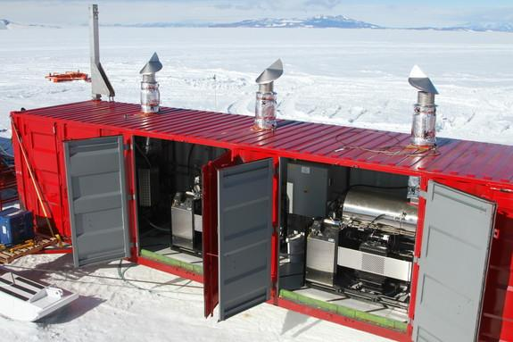 Ax Falls for Antarctic Research Projects After Shutdown