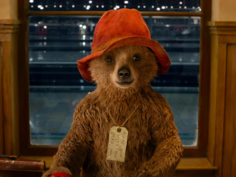 A scene from Paddington (Press handout)