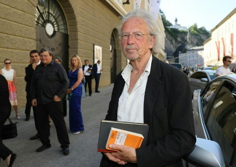 The choice of Handke was a surprise as the Academy was just emerging from its own internal scandal
