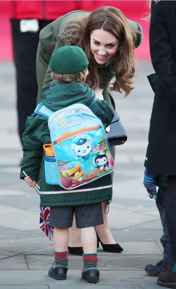 Kate Middleton | Danny Lawson/PA Images via Getty