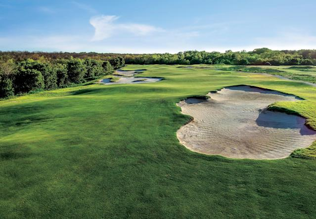 Trinity Forest Golf Club promises to be the PGA Tour's most unique venue when it takes over as the home course for the AT&T Byron Nelson in 2018