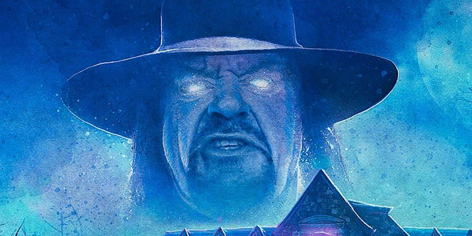 Escape The Undertaker trailer brings WWE to Netflix with interactive B-Movie
