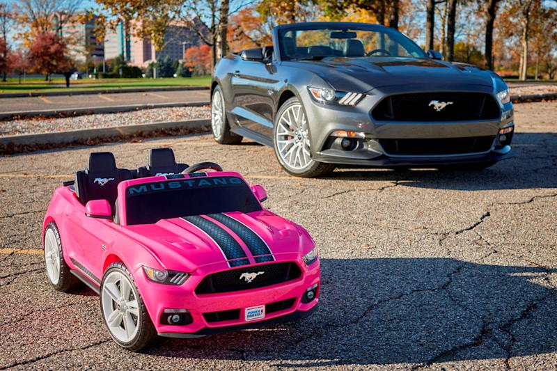fisher price mustang gt news details specs pictures ford
