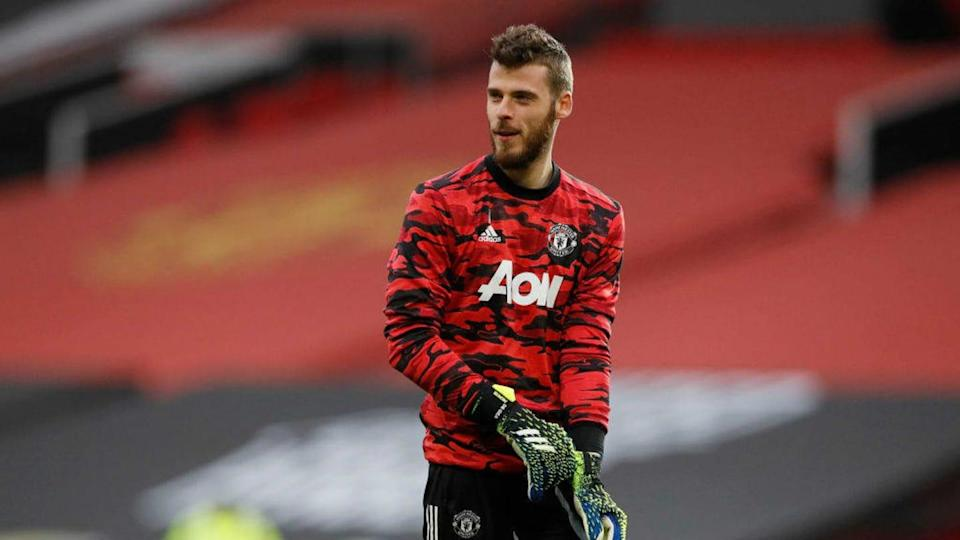 Manchester United v Brighton & Hove Albion - Premier League | Pool/Getty Images