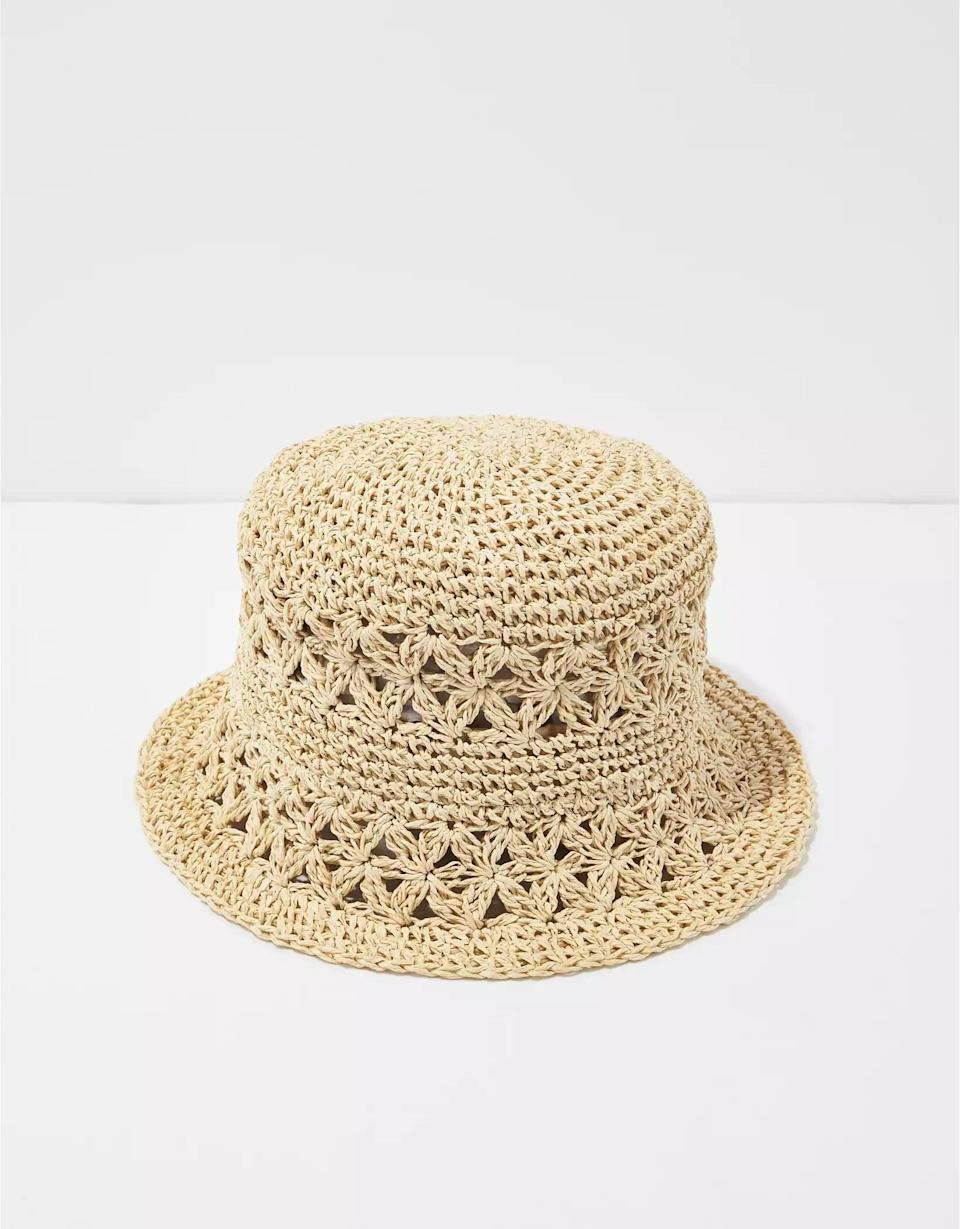 <p>This <span>San Diego Hat Co. Crochet Bucket Hat</span> ($22, originally $30) is giving us all the beach feels.</p>