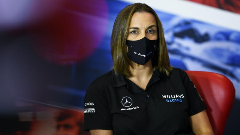 Claire Williams: Dad Frank leaves incredible F1 legacy