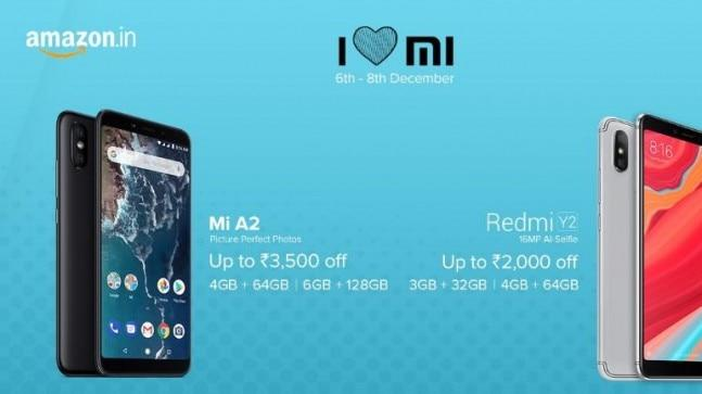 "Xiaomi and Amazon India have together announced a new 3-day sale called ""I love Mi"" on the e-commerce's website."