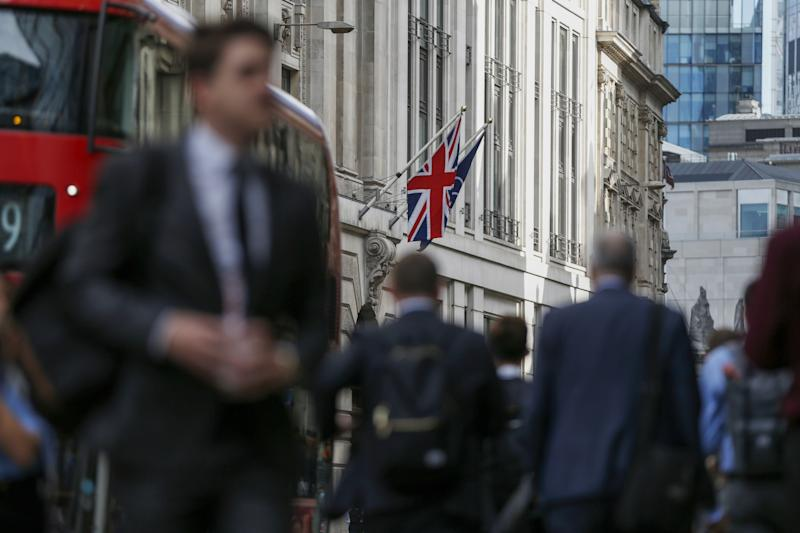Brexit Has Cost London Just 1,000 Investment Bank Jobs