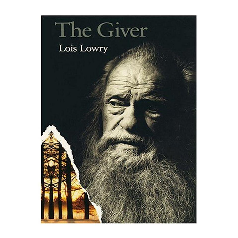 """<p><strong>$7.05 </strong><a class=""""link rapid-noclick-resp"""" href=""""https://www.amazon.com/Giver-Quartet-Lois-Lowry/dp/0544336267/ref=sr_1_1?tag=syn-yahoo-20&ascsubtag=%5Bartid%7C10054.g.35036418%5Bsrc%7Cyahoo-us"""" rel=""""nofollow noopener"""" target=""""_blank"""" data-ylk=""""slk:BUY NOW"""">BUY NOW</a></p><p><strong>Genre:</strong> Young Adult Fiction<br></p><p>Twelve-year-old Jonas is blissfully unaware that there was ever a time before Sameness, a plan that eradicated emotional depth from society. After being selected to become the Receiver of Memory, he inherits all of the memories before Sameness and struggles to embrace the new emotions he's experiencing. </p>"""