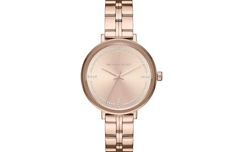 Michael Kors Women's Analogue Quartz Watch amazon cyber monday
