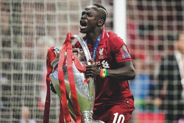Sadio Mané shows what it means to become a European Champion after running away from home to pursue his dream.