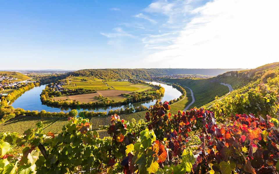 There is a holiday alternative for oenophiles: Baden-Württemberg - Getty