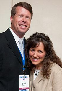 Jim Bob Duggar and Michelle Duggar | Photo Credits: Kris Connor/WireImage.com