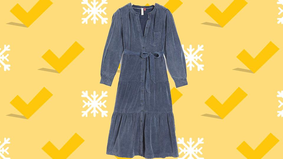 Snag comfy-cute dresses, sweaters and more at Anthro's flash sale.
