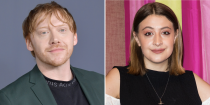 """<p>It's a girl! Rupert and Georgia released a statement on May 7 saying that Georgia had given birth, according to <em><a href=""""https://www.etonline.com/rupert-grint-welcomes-baby-girl-with-girlfriend-georgia-groome-146160"""" rel=""""nofollow noopener"""" target=""""_blank"""" data-ylk=""""slk:Entertainment Tonight"""" class=""""link rapid-noclick-resp"""">Entertainment Tonight</a></em>. The baby's name and birthdate hasn't been announced yet.</p><p> Rupert Grint previously announced that he is expecting his first child with longtime girlfriend Georgia Groome back in April 10. Their publicist shared the news in a statement to <em><a href=""""https://www.intouchweekly.com/posts/rupert-grints-girlfriend-georgia-groome-is-pregnant-with-baby-no-1/"""" rel=""""nofollow noopener"""" target=""""_blank"""" data-ylk=""""slk:InTouch"""" class=""""link rapid-noclick-resp"""">InTouch</a>. </em>""""Rupert Grint and Georgia Groome are excited to announce they are expecting a baby. [They] would please ask for privacy at this time.""""</p><p>Though they've kept their relationship on the low, the two actors have reportedly been dating since 2011. </p>"""