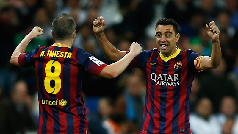 Iniesta: A coaching partnership with Xavi at Barcelona doesn't sound bad at all!