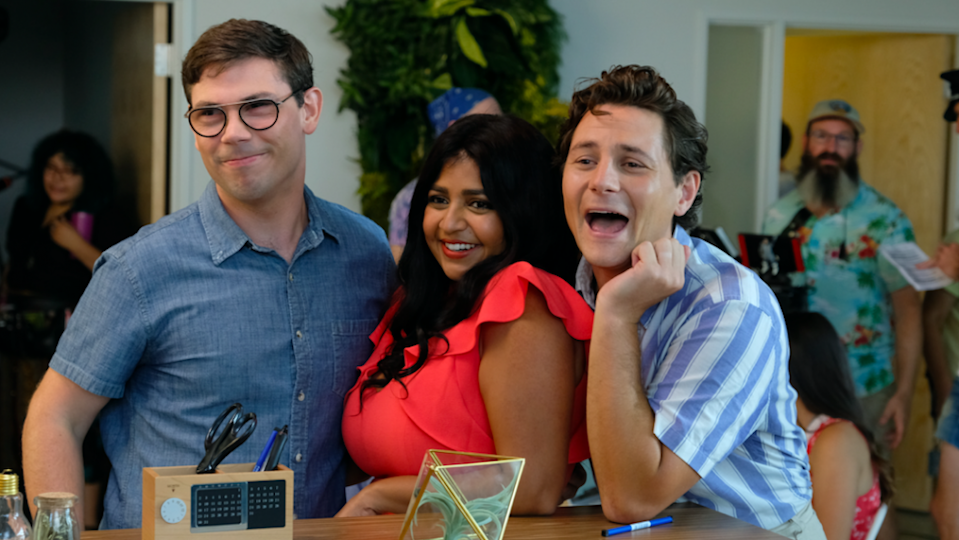 <p>Ryan O'Connell stars in this comedy based on his memoir about living as a gay man with cerebral palsy. The show explores his dating life and work/social life alongside his BFF Kim (Punam Patel). Episodes are less than 20 minutes each, which means it's an easy binge that will leave you clamoring for more.</p>