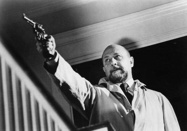 The late Donald Pleasence's character, Dr. Loomis, will return to the <i>Halloween</i> franchise via a soundalike, according to director David Gordon Green. (Photo: Compass International Pictures/Everett Collection)