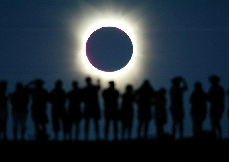 The Solar Eclipse From Space: Astronauts Ready to Photograph 'Different' View From ISS