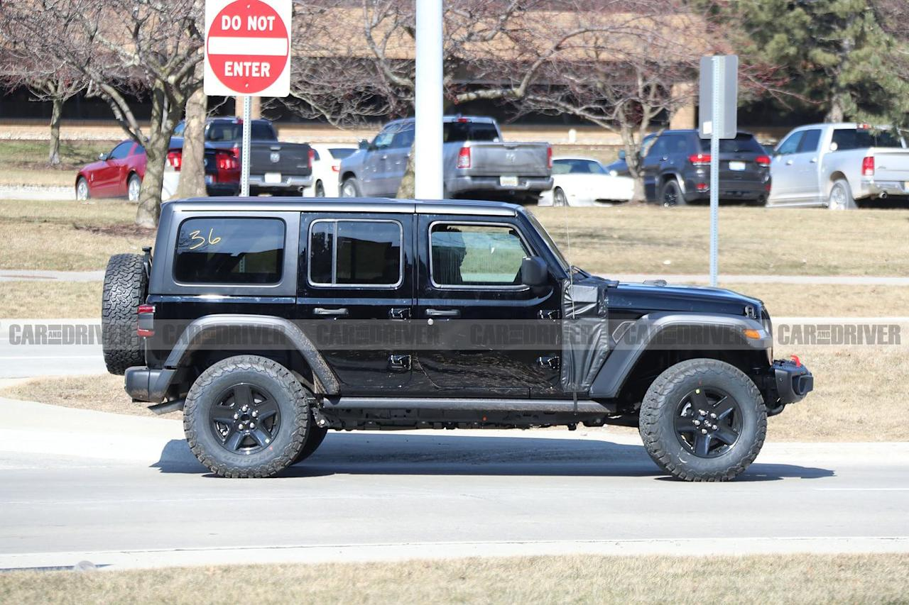 <p>Plug-in hybrid Jeep Wrangler could offer more than just  fuel savings. </p>