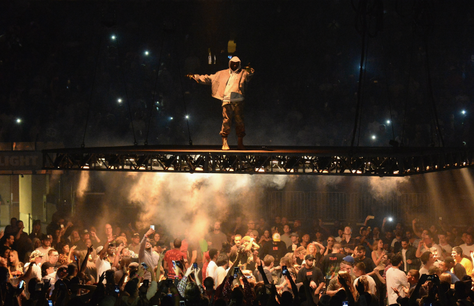 Kanye West's 'The Life of Pablo' Makes History Again