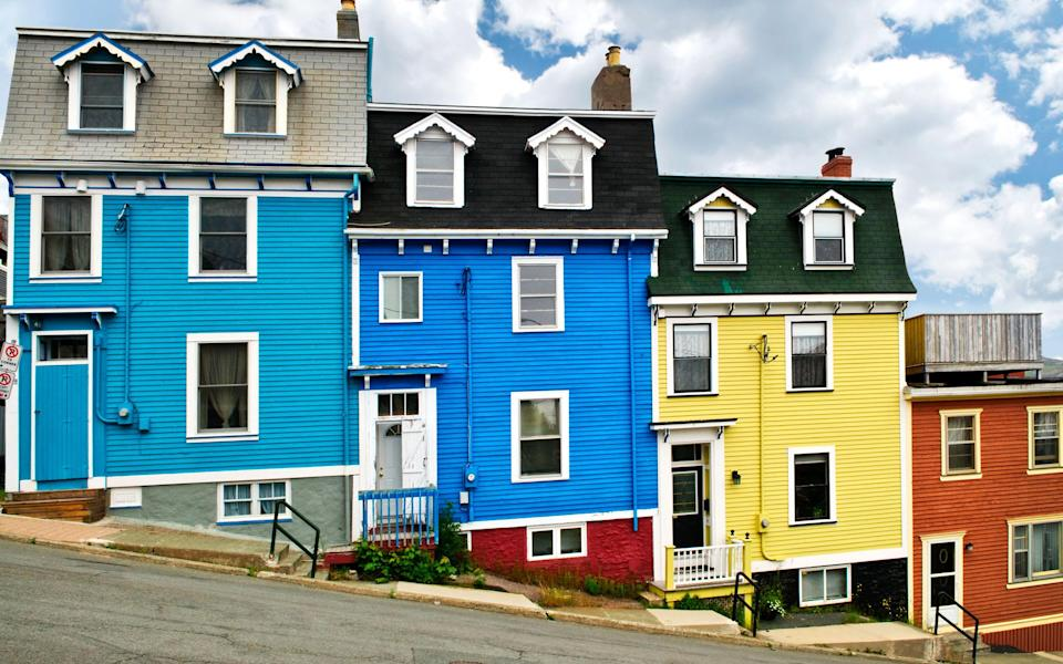 <p><strong>No. 15: St. John's, Nfld.</strong><br>Average household net worth: $610,442<br>(Travel+Leisure) </p>