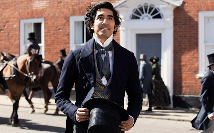 Dev Patel stars in The Personal History of David Copperfield