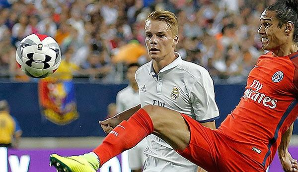 Primera Division: Lienharts knifflige Situation bei Real Madrid