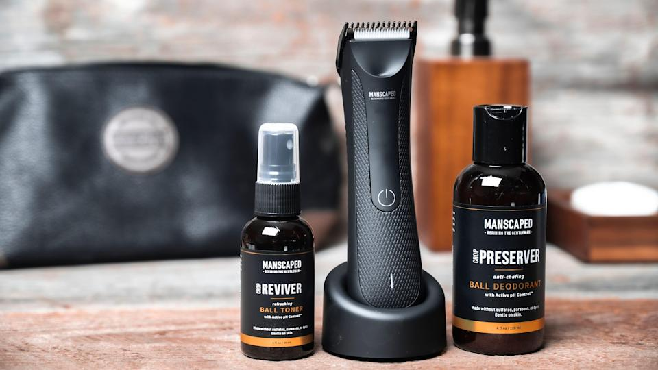 Best gifts for boyfriends: Manscaped