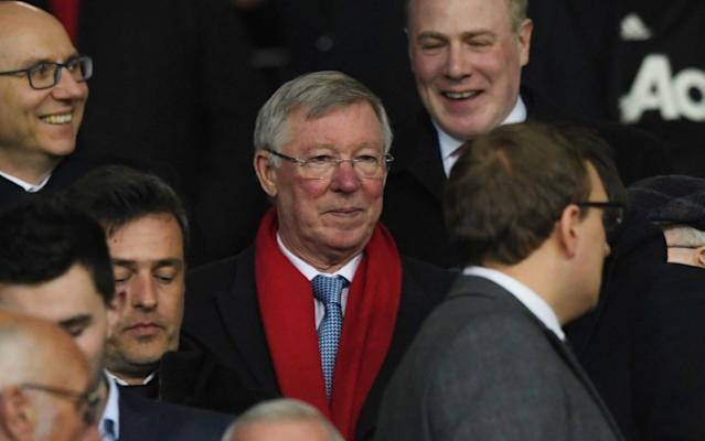 <span>Sir Alex Ferguson has backed his former team to win the Europa League</span> <span>Credit: Getty Images </span>