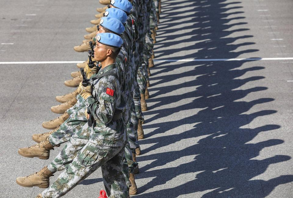 China may send peacekeeping troops to Afghanistan under the terms of the UN Charter, according to an international relations specialist at the Shanghai Academy of Social Sciences. Photo: Simon Song