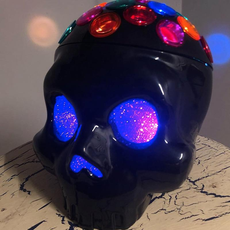 Haunted House or Party? Target's Halloween Disco Skull Will Bring the Spooky Fist Pumps