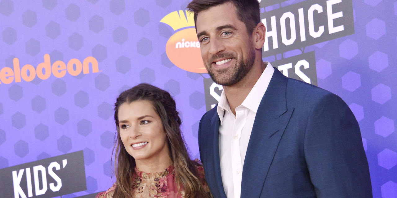 Danica Patrick And Aaron Rodgers Break Up After More Than 2 Years Together